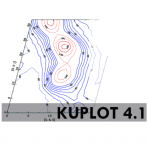 KUPLOT: data plotting and fitting software